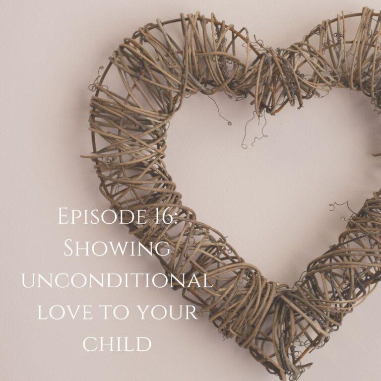 16 Unconditional Love
